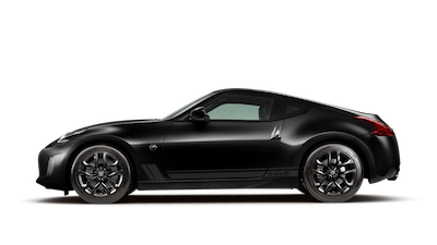 2019 Nissan 370Z Coupe Heritage Edition (Magnetic Black)