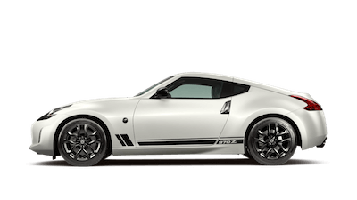 2019 Nissan 370Z Coupe Heritage Edition (Pearl White)