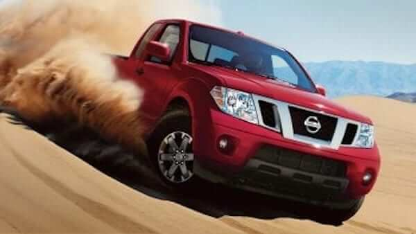 2019 Nissan Frontier Active Brake Limited Slip