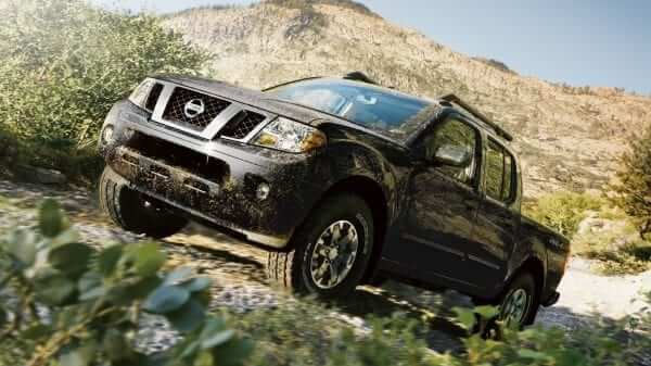 2019 Nissan Frontier Hill Start Assist