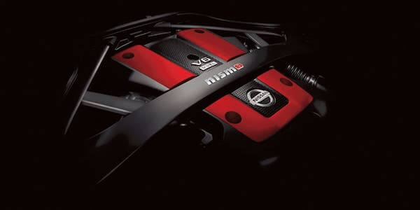 2019 Nissan 370Z Coupe 350-HP NISMO Engine