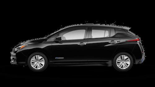 2019 Nissan Leaf S model