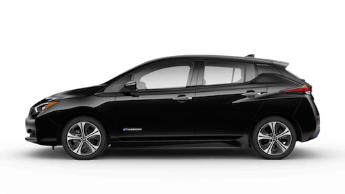2019 Nissan Leaf SL model