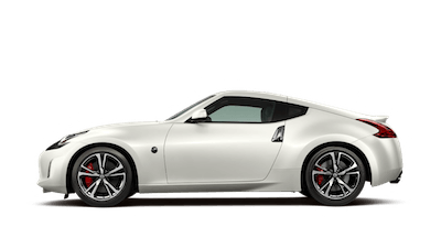 2019 Nissan 370Z Coupe Sport Touring