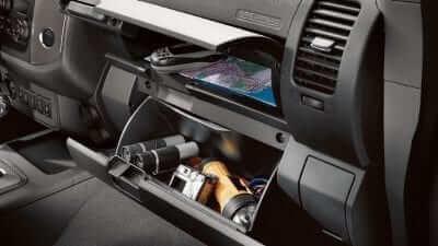 2019 Nissan Frontier Emergency Preparedness