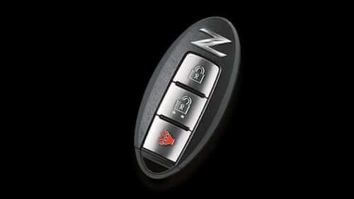 2019 Nissan 370Z Coupe Nissan Intelligent Key
