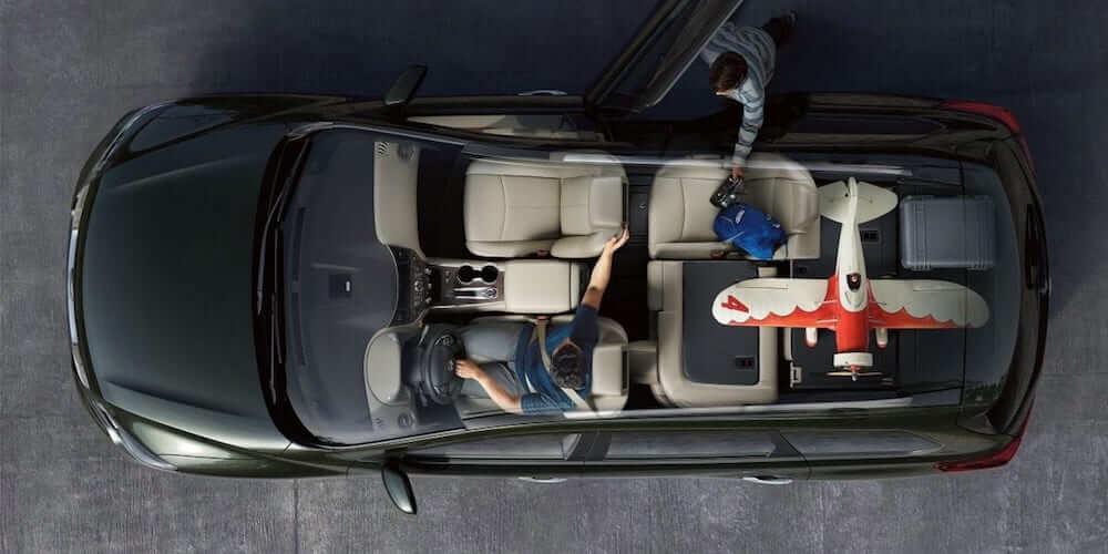 2019 Nissan Pathfinder Possibilities