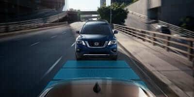 2019 Nissan Pathfinder Intelligent Cruise Control