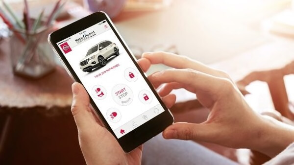 2019 Nissan Pathfinder Remote Access