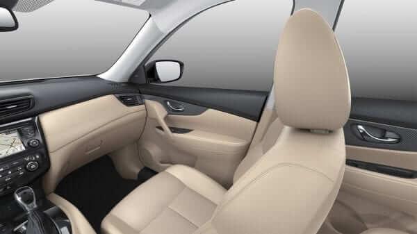2019 Nissan Rogue 4-Way Power Front-Passenger's Seat