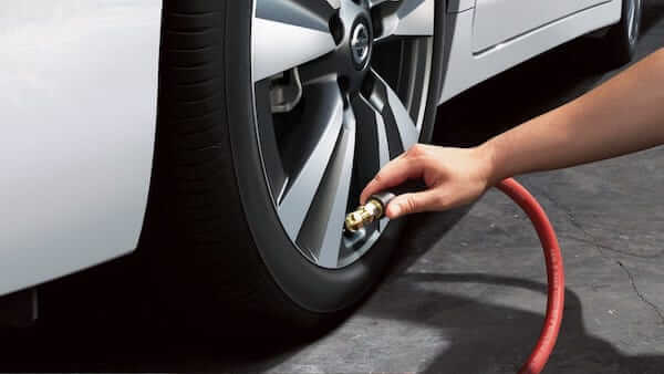 2019 Nissan Rogue Tire Pressure Monitoring System