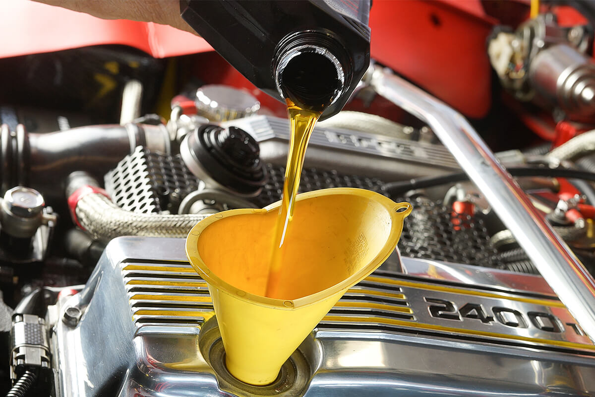 Oil Change Special – $17.77