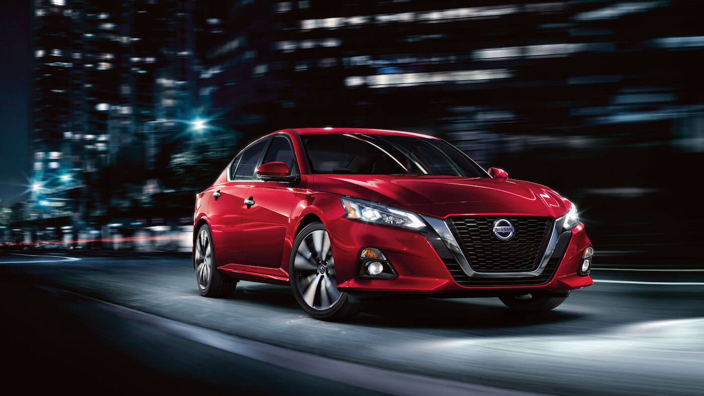 New 2020 Nissan Altima at our Henderson Nissan dealership near Las Vegas