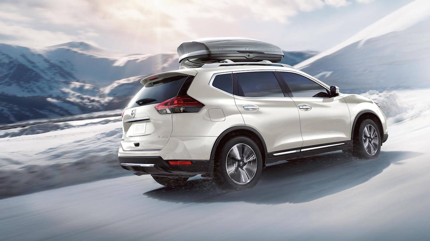 New 2020 Nissan Rogue at our Henderson Nissan dealership near Las Vegas