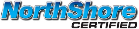 North Shore Certified Logo