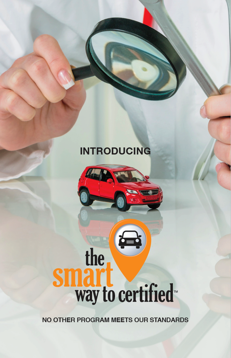 Introducing the smart way to certified