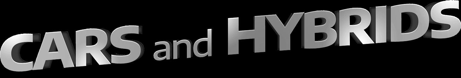 Cars & Hybrids