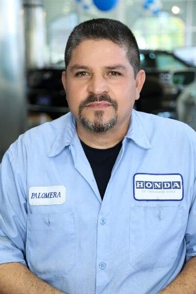 Gustavo Palomera