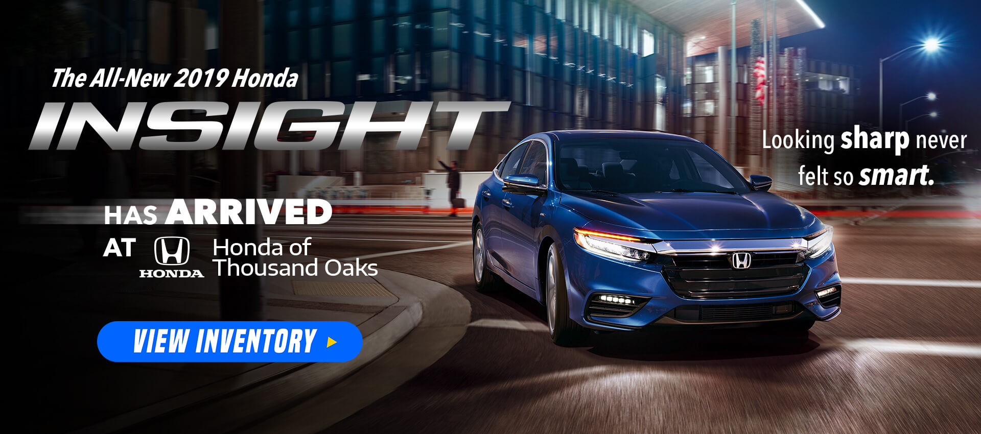 Good New Honda Insight