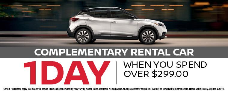 Car Rental - Free