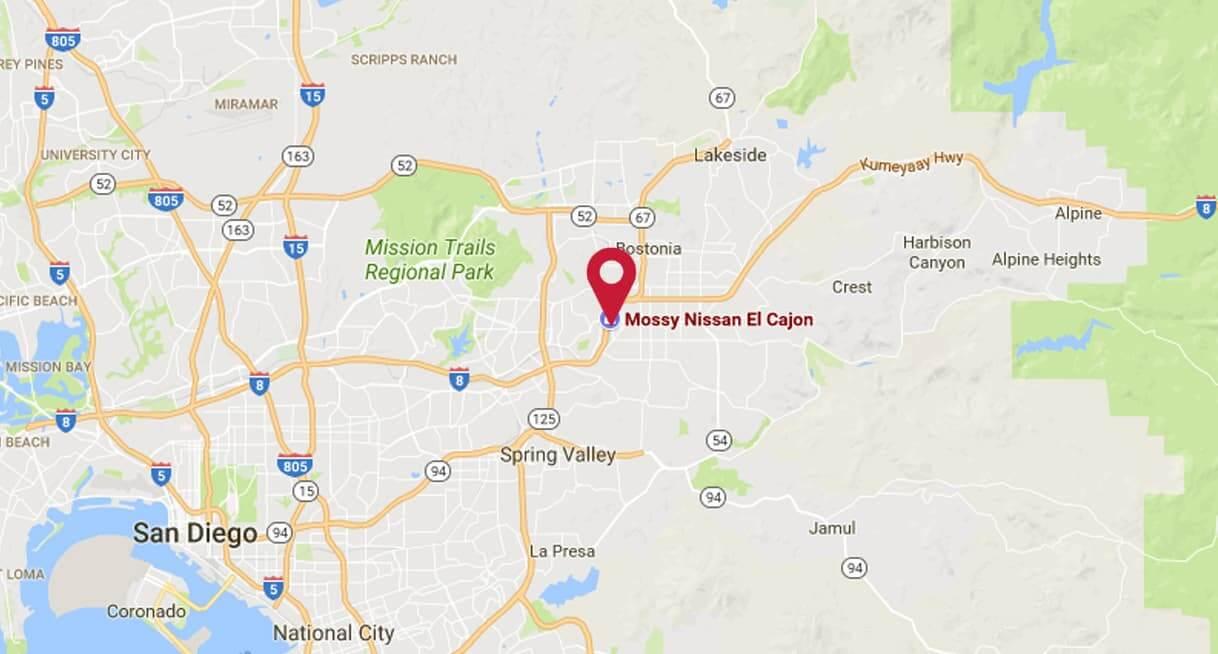 New Amp Used Nissan Dealer Serving San Diego Chula Vista