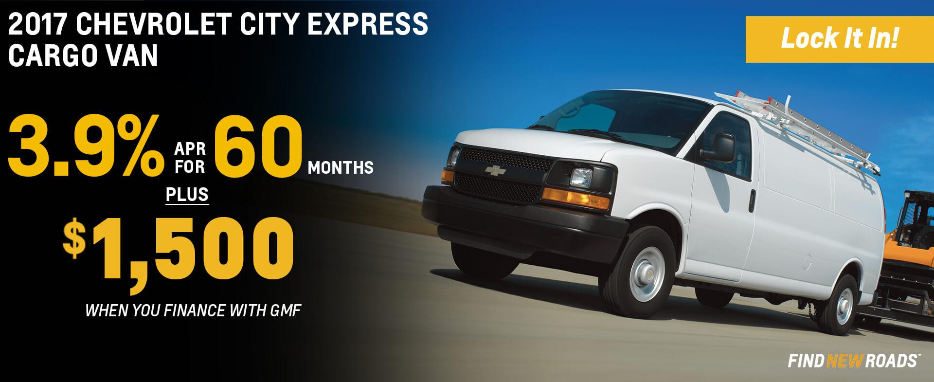 City Express SRP