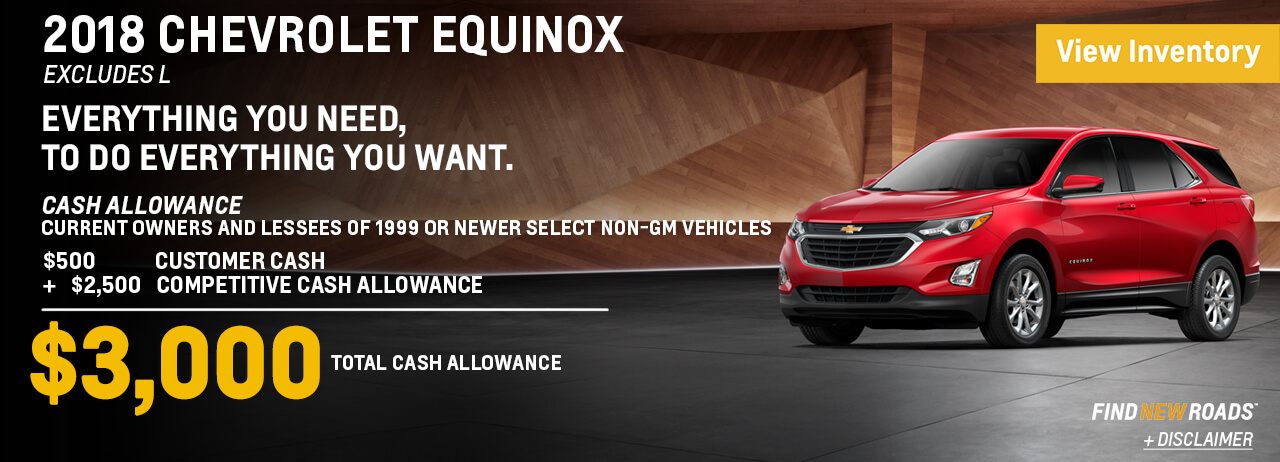Equinox SRP
