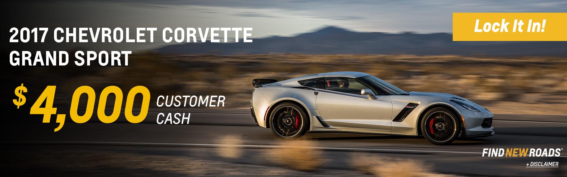 Corvette SRP