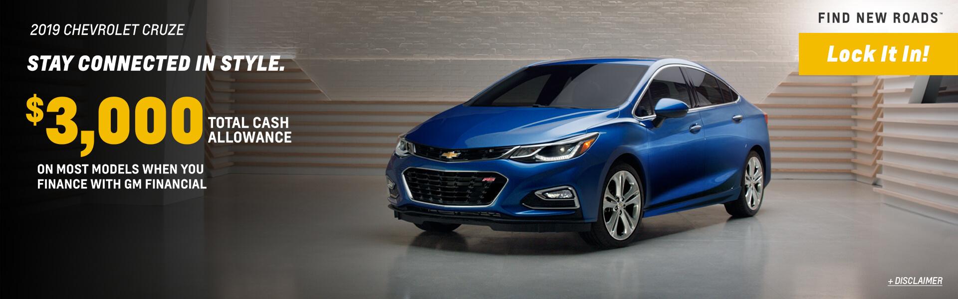 160 New Chevrolet Cruze in Stock Serving San Bernardino