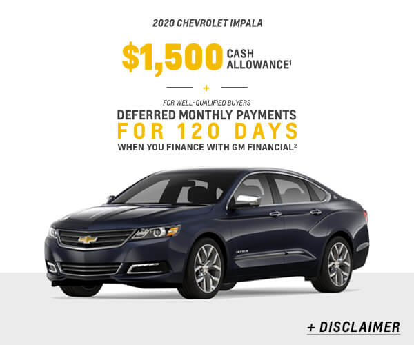 Impala Cash Allowance