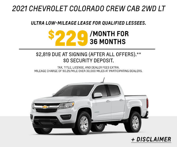 Colorado Lease