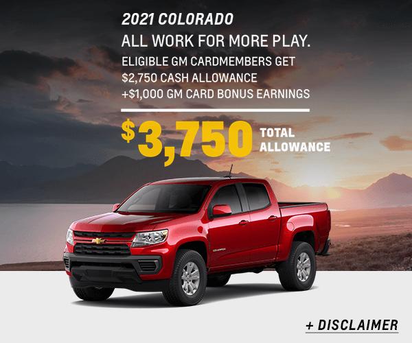 Colorado Cash Allowance