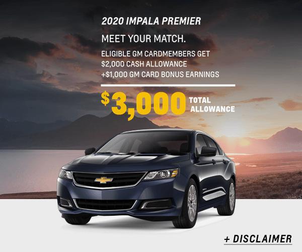 Impala Cash Allowance