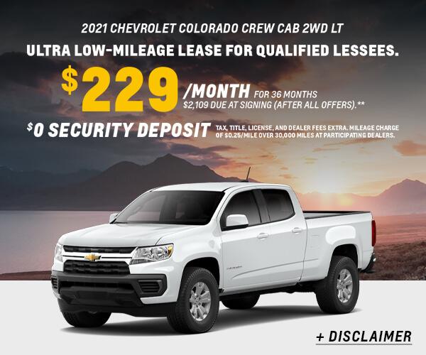 Colorado Lease