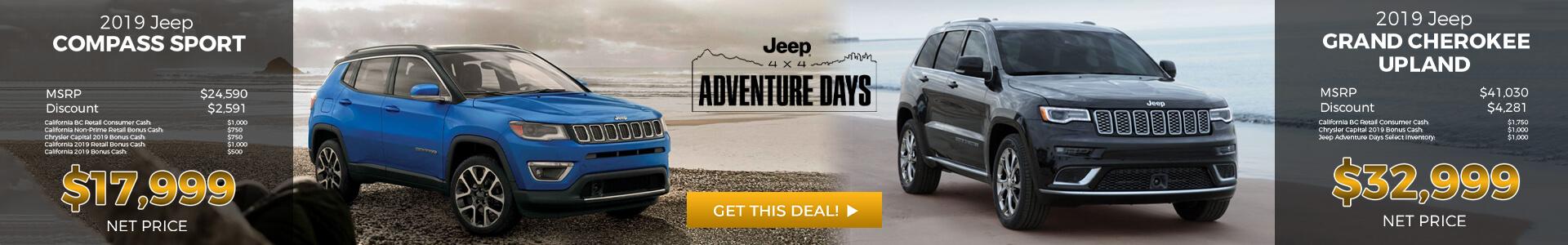 Jeep Grand Cherokee/Jeep Compass
