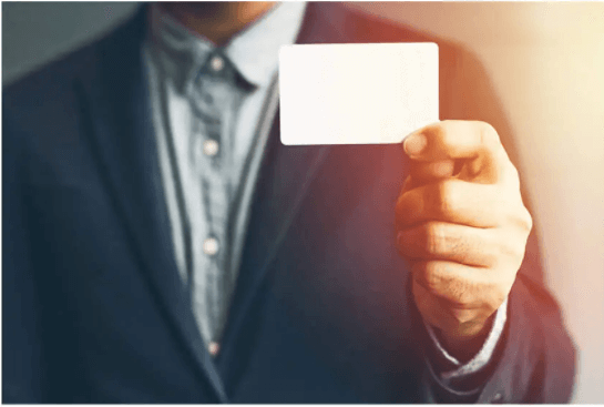 Business Card Discount