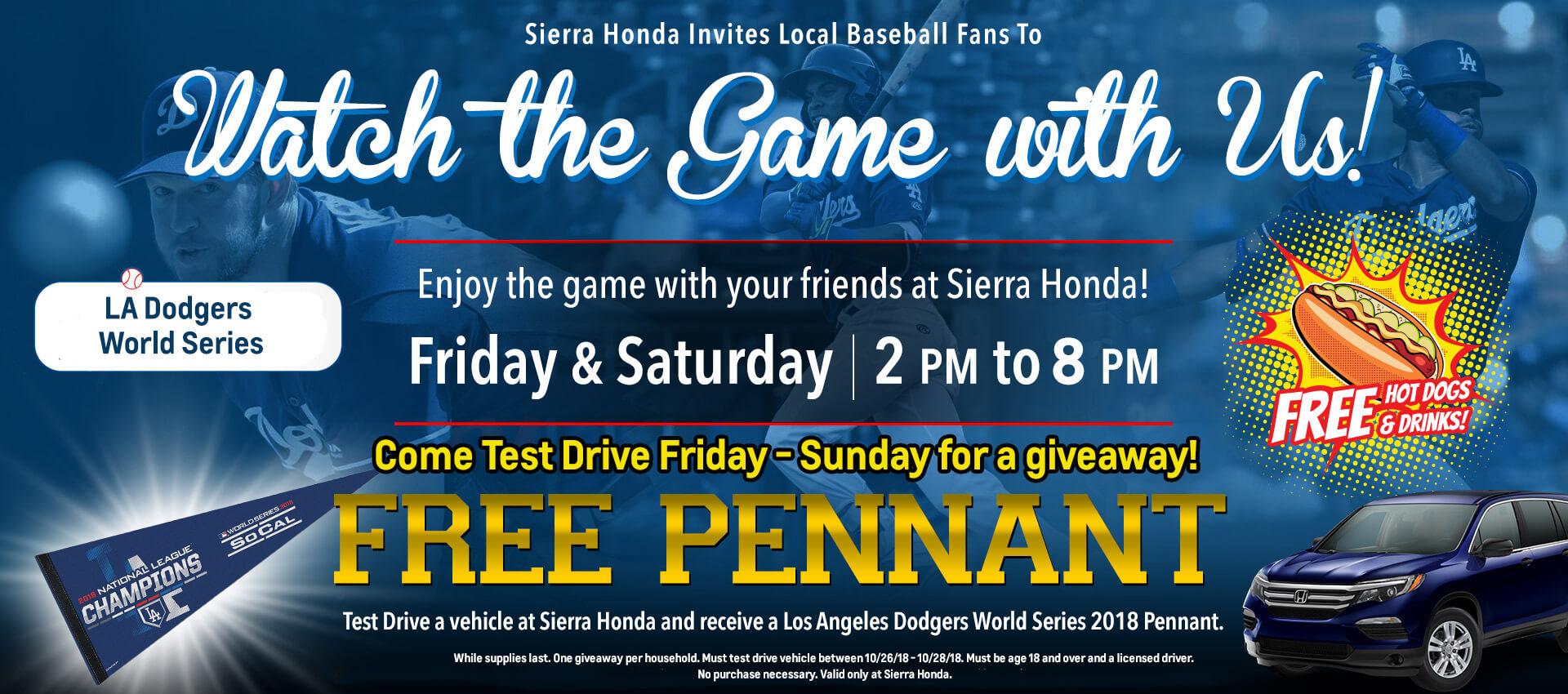 Sierra Honda World Series