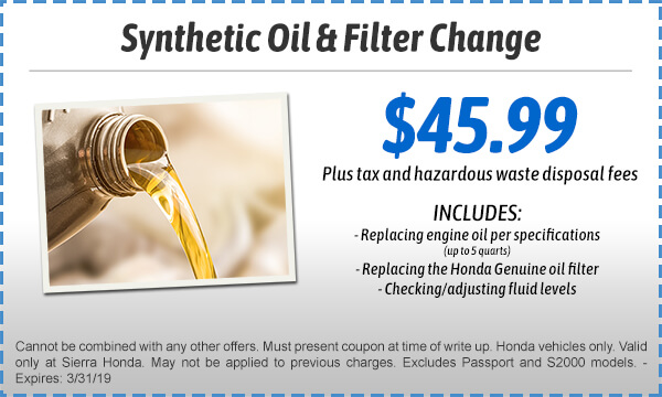 March Synthetic Oil