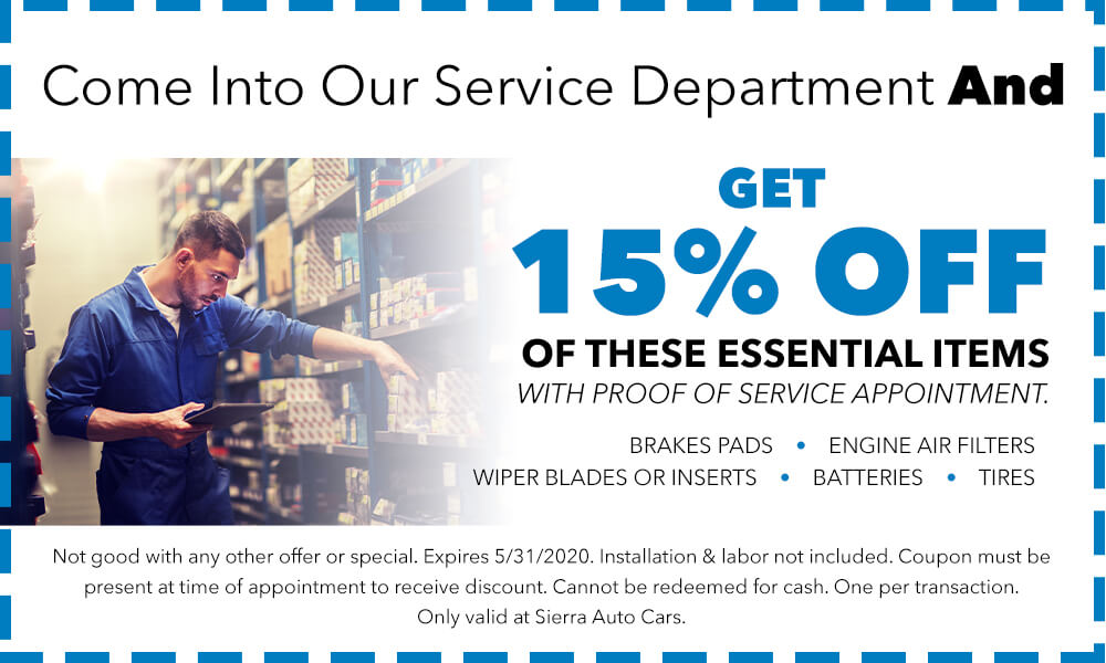 15% Off Essential Items