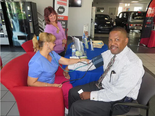 Health U0026 Lifestyle EXPO At Ross Nissan