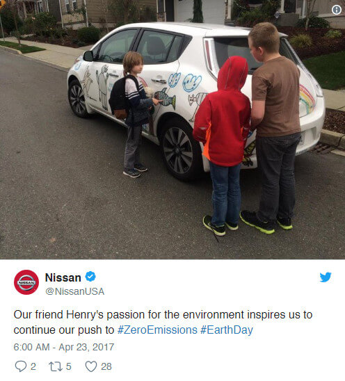nissan leaf essay The 4 biggest arguments against electric cars -- and why they're completely wrong electric cars have drawbacks and a nissan leaf in about eight hours.