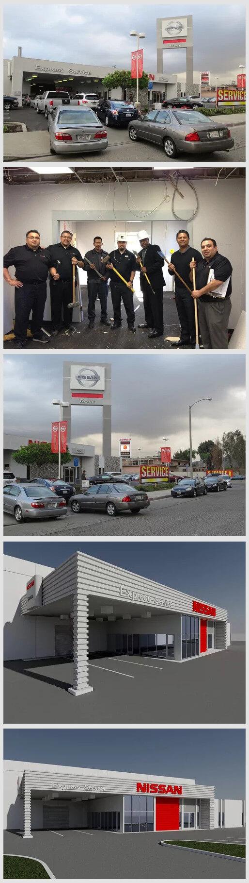 Attractive Ross Nissan El Monte U2013 Service And Parts Expansion