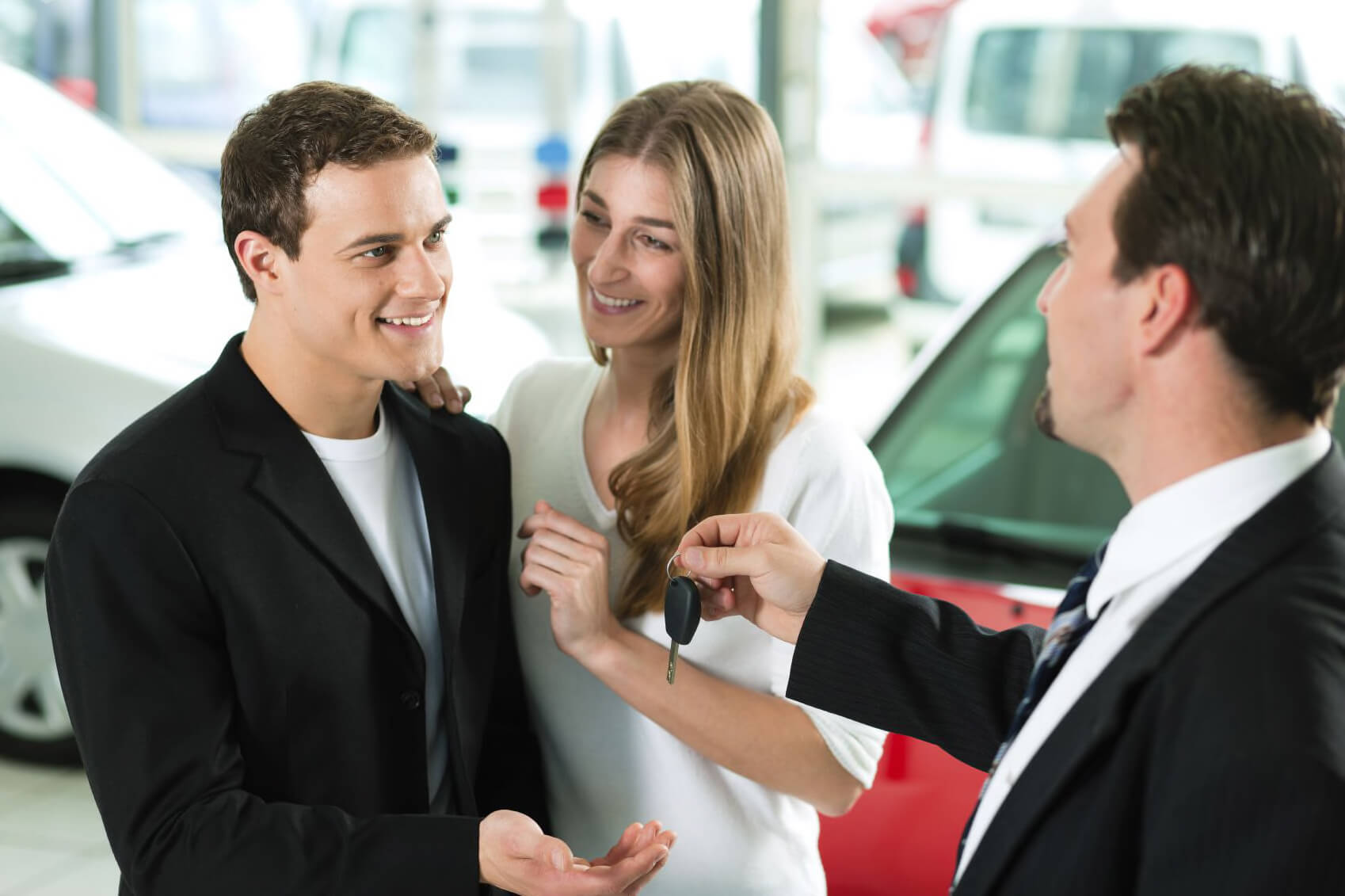 Apply for credit challenged finance at our Nissan dealership.