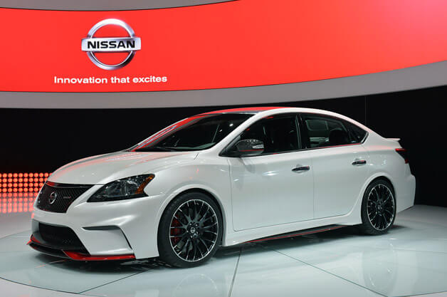 Nissan Sentra Gets Mean With 240 Hp Nismo
