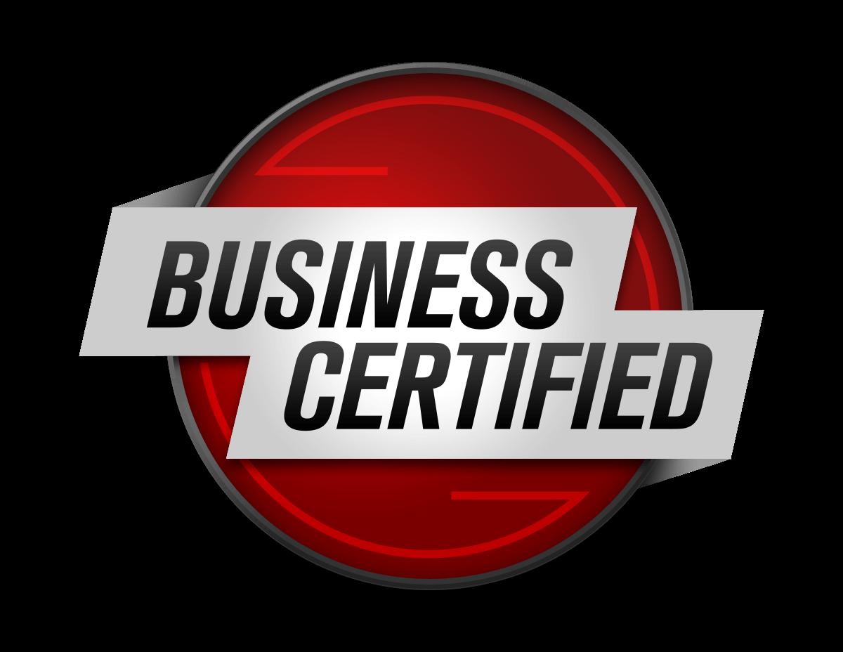 Business Certified Logo