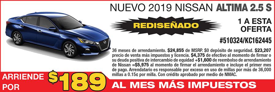 Altima 2019