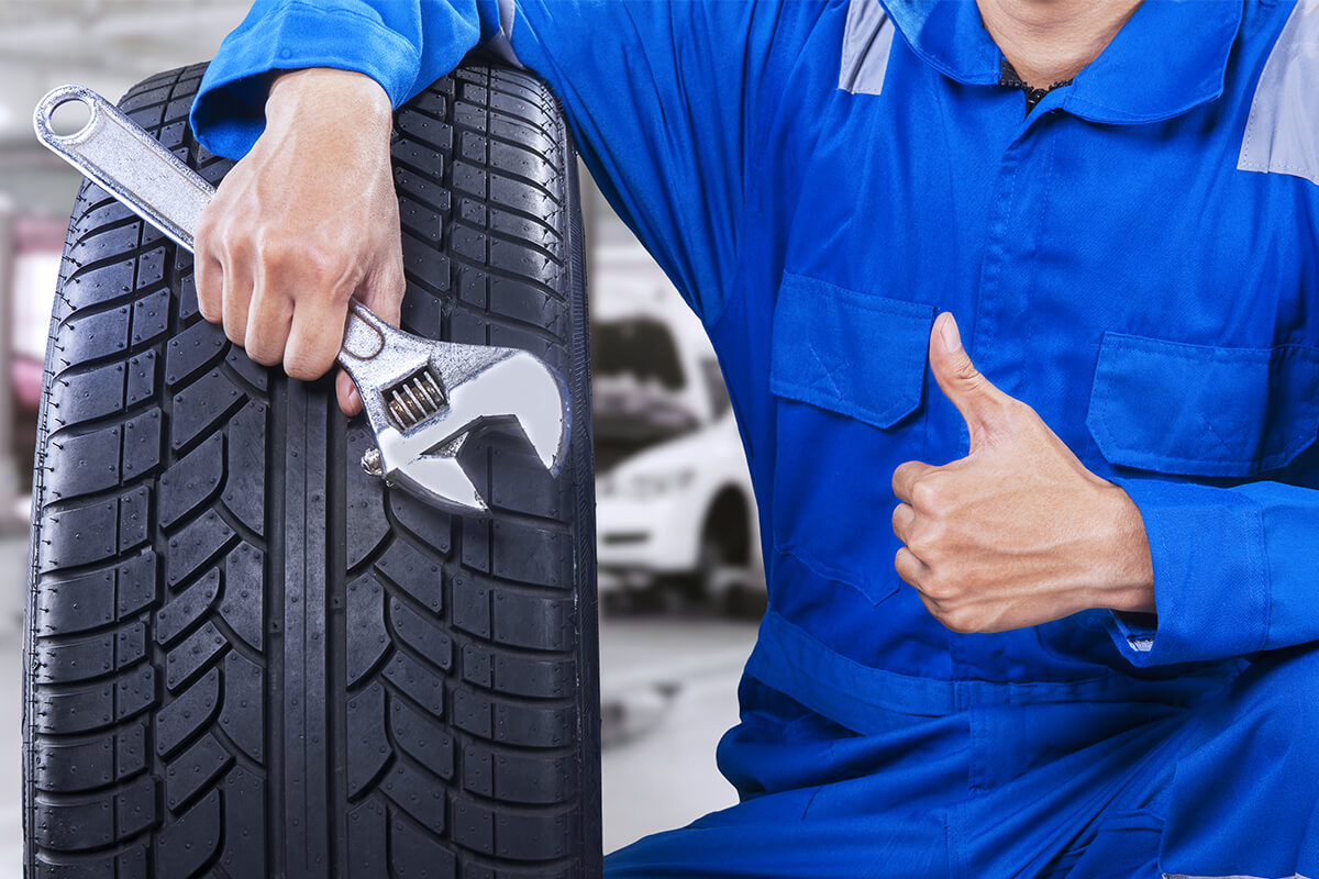 3 Synthetic Oil Changes & 3 Tire Rotations