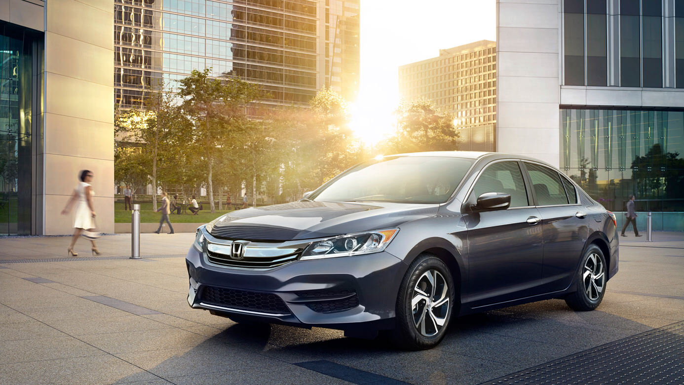 Refreshed 2016 Honda Accord Sedan And Coupe Earn A 2015 TOP SAFETY PICK+  Rating From The Insurance Institute For Highway Safety