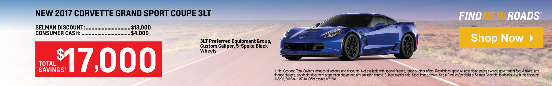 Corvette Grand Coupe $15000