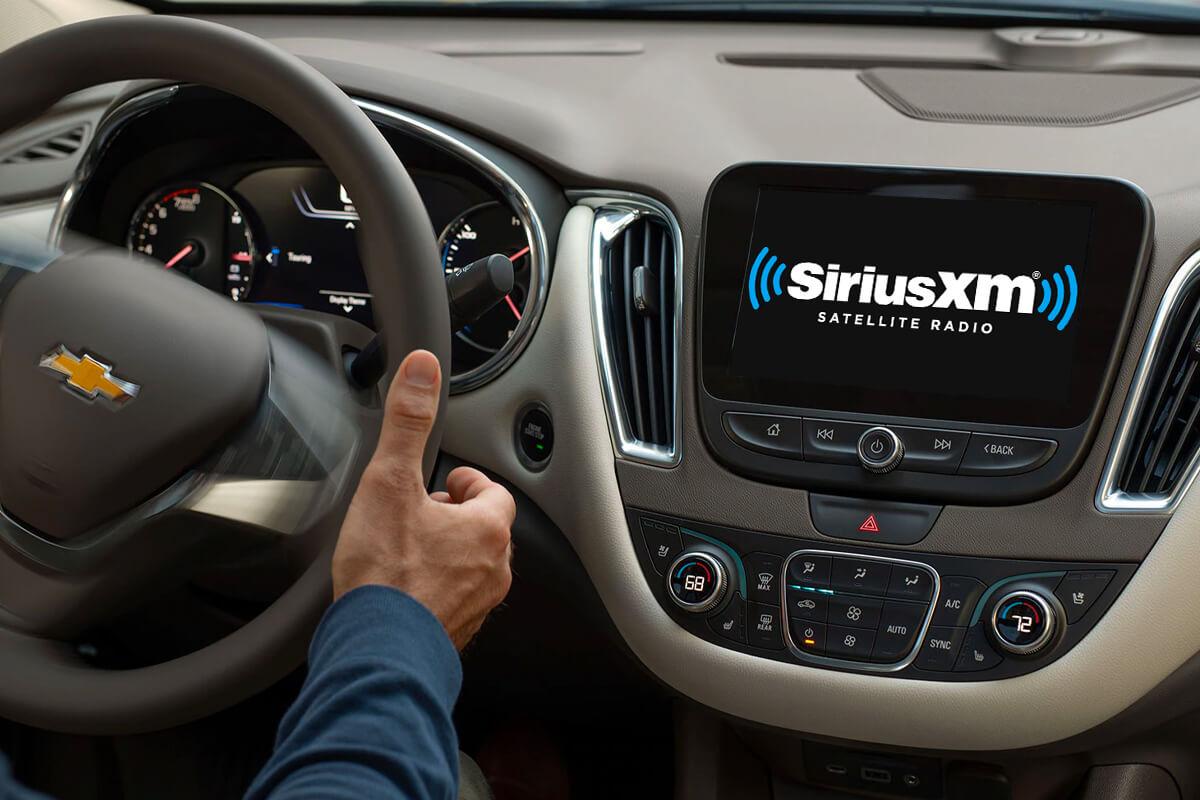 OnStar AND SiriusXM Satellite Radio Trial Offers